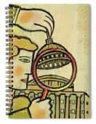 Examining  The  Federal Government Spiral Notebook