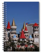 Excalibur Spiral Notebook