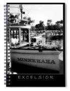 Excelsior 2 Spiral Notebook