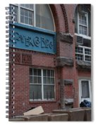 Excelsior Power Co Spiral Notebook