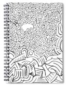 Excogitate Spiral Notebook