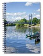 Exeter Quays 2 Spiral Notebook