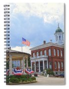 Exeter Town Hall Spiral Notebook