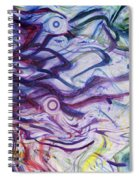 Exhalation Spiral Notebook