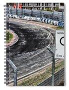 Exit Breidscheid Spiral Notebook