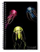 Exotic Aquarium Spiral Notebook