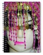 Exotic Elegance Spiral Notebook