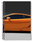 Exotic Lamborghini  Spiral Notebook