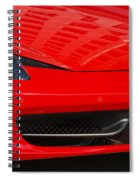 Exotic Reflections Spiral Notebook