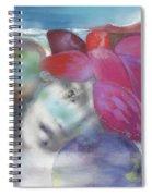 Exotiqua Lady Spiral Notebook