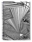 Exploration Spiral Notebook