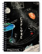 Explore And Discover Collector Edition Spiral Notebook