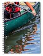 Exploring Along The Exeter Canal Spiral Notebook