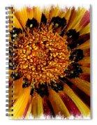 Explosion Of Color - Framed Spiral Notebook