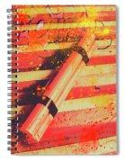 Explosive Comic Art Spiral Notebook