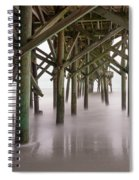 Exposed Structure Spiral Notebook