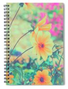 Expression 002 - A Better Life Spiral Notebook
