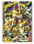 Expression 5 Spiral Notebook
