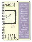 Expression Spiral Notebook