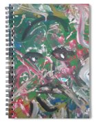 Expressions Of Life Spiral Notebook