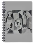 Extended Line Spiral Notebook