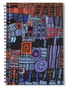 Exterior Facade Spiral Notebook