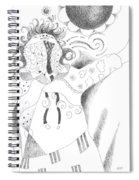 Exuberance Spiral Notebook