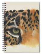 Eye-catching Jaguar Spiral Notebook