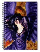 Eye For An Eye Spiral Notebook