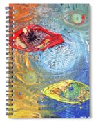 Eye For Eye Spiral Notebook