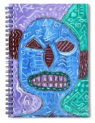 Eye Of The Beholder Spiral Notebook