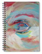 Eye Of The Hurricane Spiral Notebook