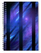Eye Of The Sea Spiral Notebook