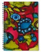 Eye See Spiral Notebook