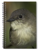 Eye To Eye Spiral Notebook