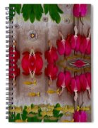Eyes Made Of The Nature Spiral Notebook