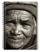 Eyes Of Soul 2 Spiral Notebook