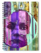 Eyes Of The Accusers Spiral Notebook