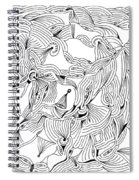 Eyes Spiral Notebook