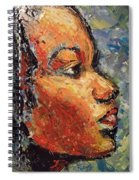 Eyes To The Sky Spiral Notebook
