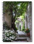 Eze Passageway Spiral Notebook