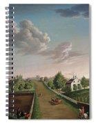 Ezekiel Hersey Derby Farm Spiral Notebook