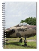 F-105 Thunderchief - 1 Spiral Notebook