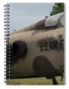 F -105 Thunderchief - 2 Spiral Notebook