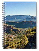 F And B Ridge 07-028 Spiral Notebook