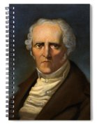 F. M. Charles Fourier  Spiral Notebook