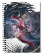 f24 Spiral Notebook