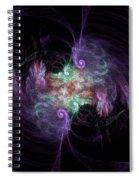 f39 Spiral Notebook