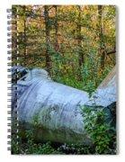 F84 Spiral Notebook