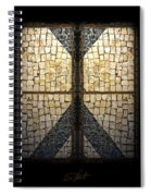 Faberge Sidewalk Spiral Notebook